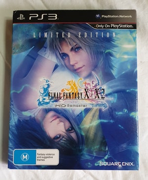 Final Fantasy X/X-2 PS3 Limited Edition