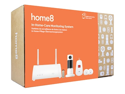 Home8 Smart Home Aged Care System II Kit