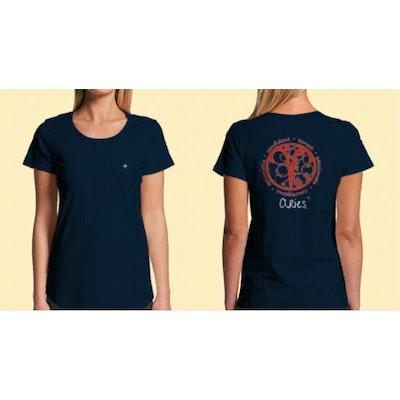 Interstellar Beverages Horoscope [FEMALE] T-Shirt Aries