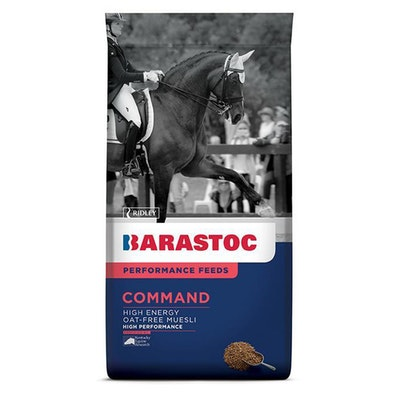 Barastoc Command Performance Oats Free Horse Feeds 20kg