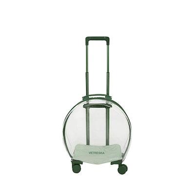 VETRESKA Watermelon Transparent Luggage