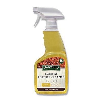 Oakwood Glycerine Leather Spray 500ml