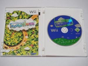 Kororinpa Ball-rolling Maze Game Nintendo Wii Complete