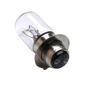 T19 6V 25/25W Standard Clear Bulb