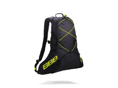 MaraTour 12L Backpack Black/Neon