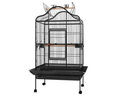 House of Pets Delight Pet Bird Cage 168CM Large Travel Stand