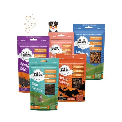All Barks 5 Pack Bundle - Free Shipping!