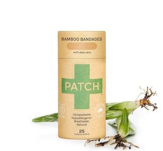 PATCH Aloe Vera Bamboo Bandages - Tube of 25