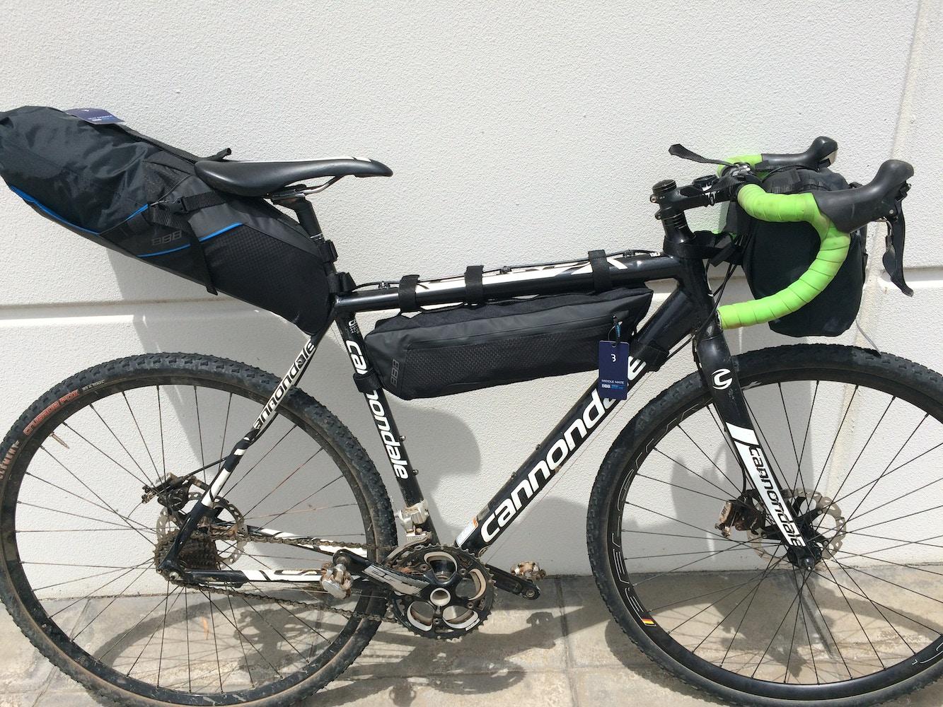BBB Bikepacking Bags review