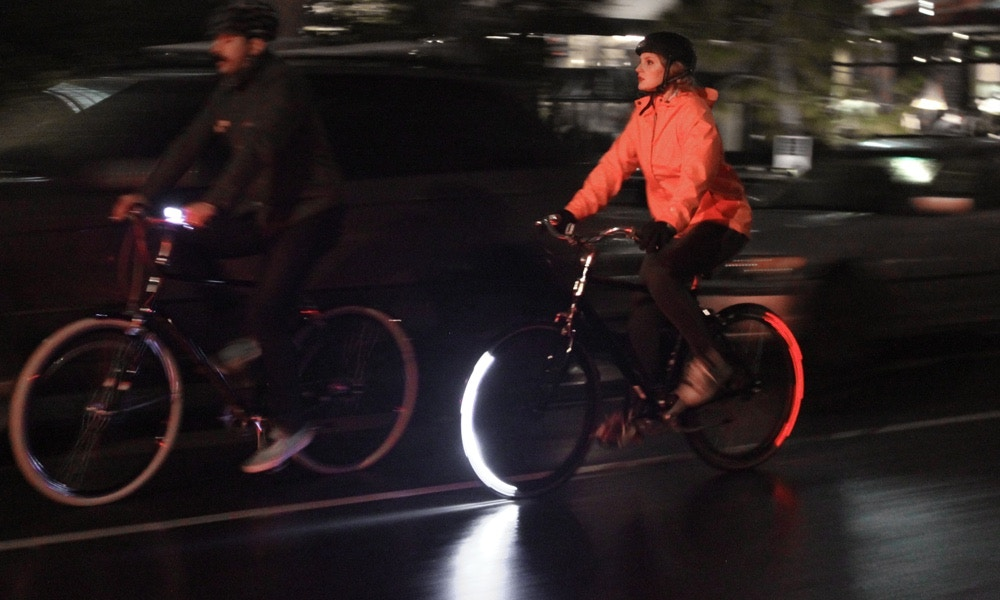 Bicycle Wheel Lights, The Best of 2017