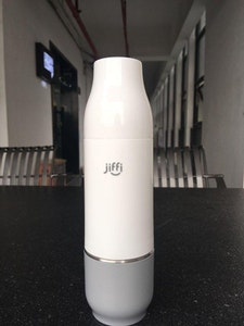 Jiffi Portable Bottle Warmer Set V1.5S Grey