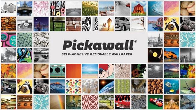 Pickawall - Removable Wallpaper