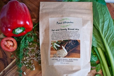 Primal Alternative by Avni Packet Mix: Fat & Seedy Bread