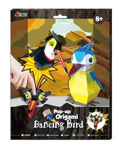 Avenir - Pop-Up Origami - Dancing Bird