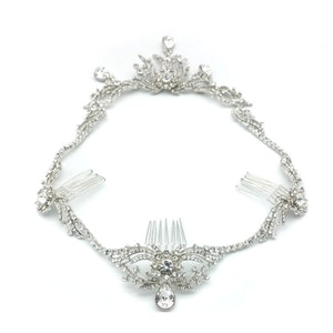 Antoinette Bridal Headpiece