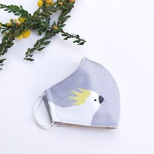 Cockatoo Reusable Face Mask
