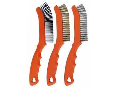 Wire Brush Set 3 Piece 230mm SP30891