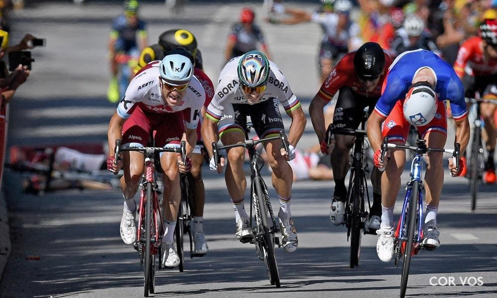 Tour de France 2017: Stage Four Race Recap