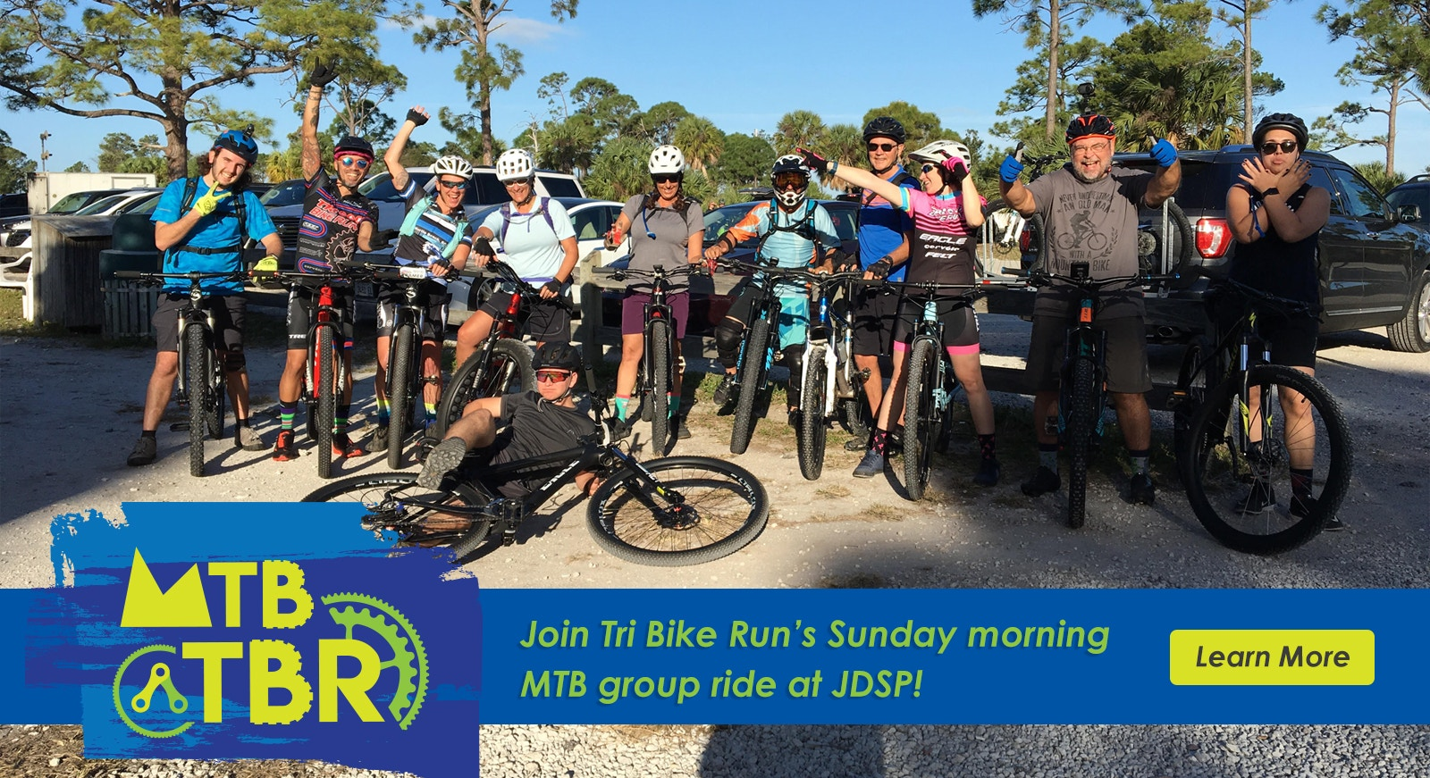 TBR MTB Group Ride