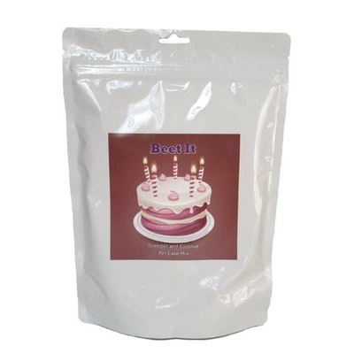 L'Barkery Beetroot & Coconut Cake Mix