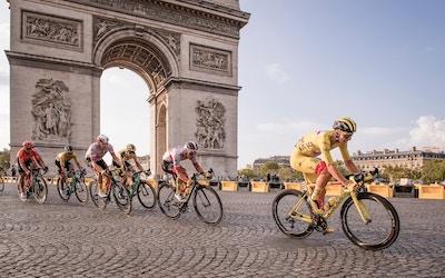 Tour de France 2020: Rückblick auf die einundzwanzigste Etappe