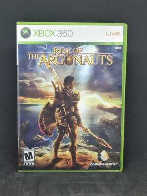 Rise of the Argonauts Xbox 360 (Reprinted Cover)