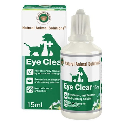 NAS Natural Animal Solutions Eye Clear 15ml