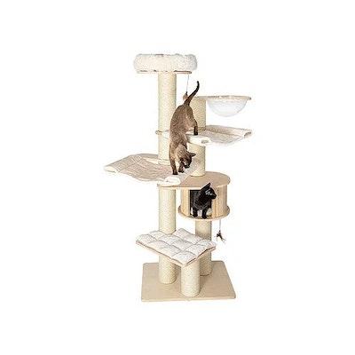 Honeypot CAT® Solid Wood Cat Tree PRO 189cm