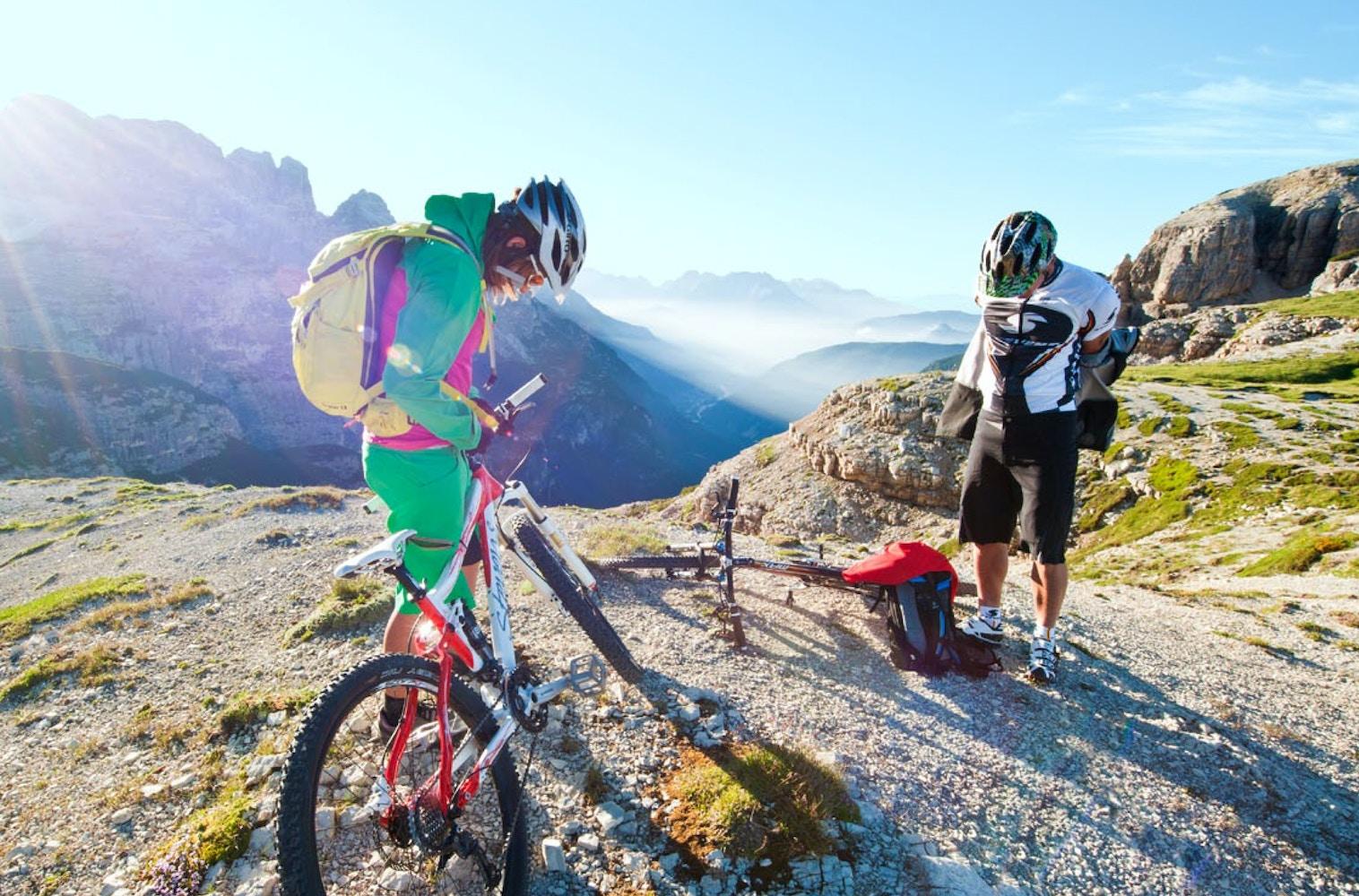 Stevens - Die Welt mit dem Fahrrad erkunden