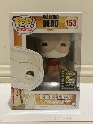 Hershel Greene (Headless) #153 The Walking Dead