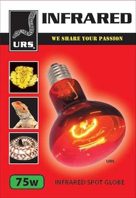 URS Infrared Heat Spotlight 75w