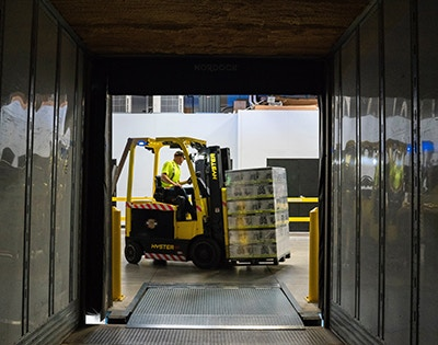 Best practices for improving your warehouse security