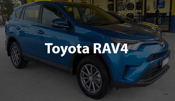 Bob Jane T-Marts Toyota RAV4