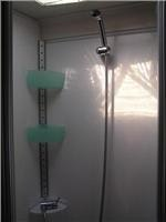 Hymer Nova shower