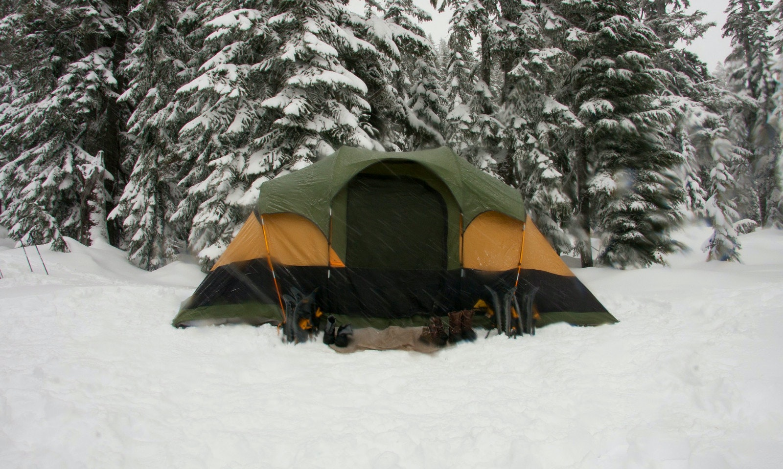 The Complete Winter Camping Checklist Cold Weather