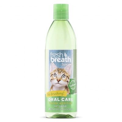 Tropiclean  Fresh Breath Water Additive Cat 473ml