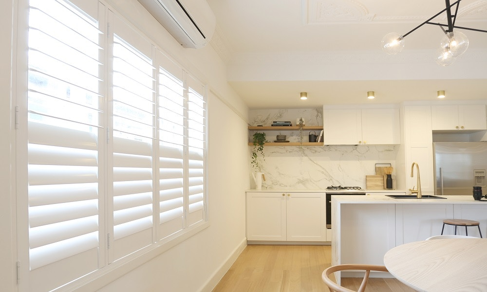 The Benefits of Plantation Shutters