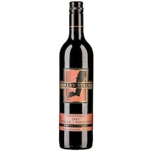 Barley Stacks Wines 2011 Shiraz/Viognier - 1 dozen