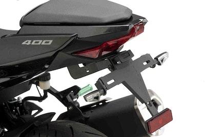 Puig Tail Tidy To Suit Kawasaki Ninja 400/Z400 (Black)