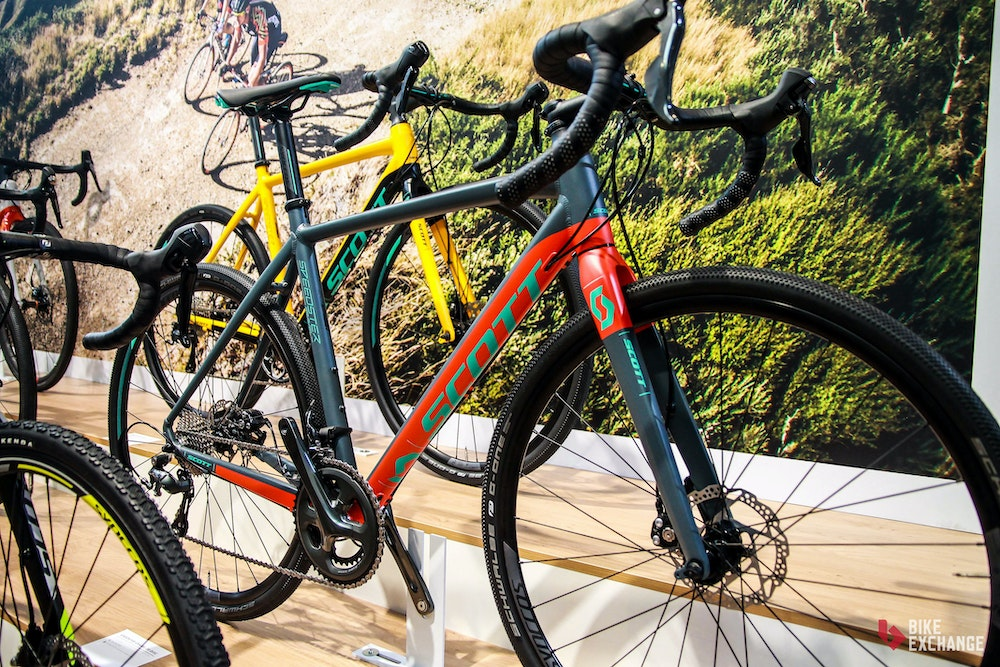 scott speedster gravel 2017 eurobike2016