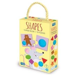 Sassi Junior Sassi - Shapes Puzzle