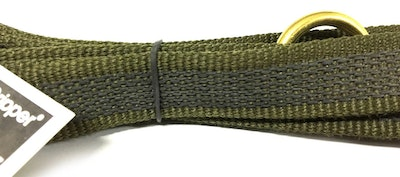 """The Gripper Tactical Police Leash 3/4"""""""