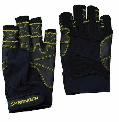 Herm Sprenger Flex Grip Sport Gloves - Fingerless Gloves