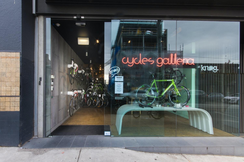 Australia's Hottest Bike Shops - Cycles Galleria