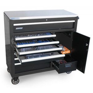 SP50616D Tool Kit 247 Piece METRIC/SAE Roller Cabinet SP50616D