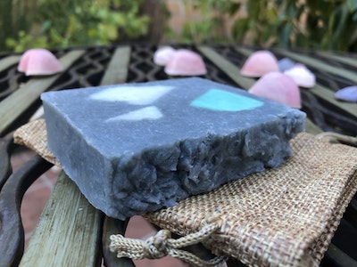 Mighty Impression Burst of Colours Artisan Soap