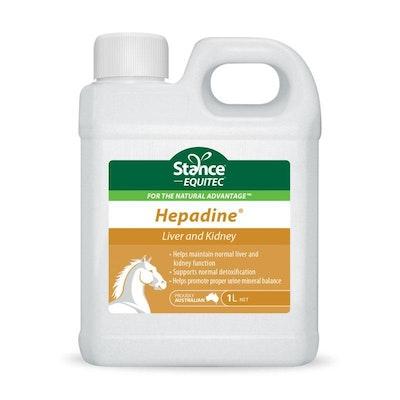 Stance Equitec Hepadine Liver & Kidney Horse Supplement 1L