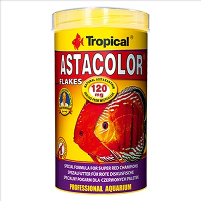 Tropical Astacolour Discus Flakes 100G Super Red