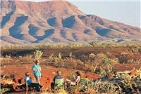 Hamersley Range.jpg. Courtesy Tourism WA