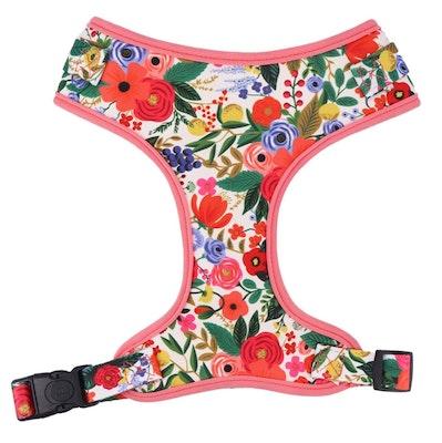 VanityPaws Spring Bloom - Adjustable Chest Harness